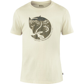 Fjällräven Arctic Fox Camiseta Hombre, beige